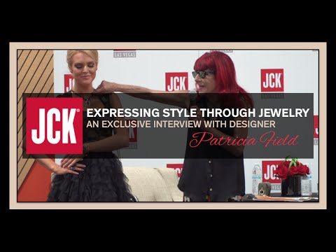 Expressing Style Through Jewelry: Patricia Field