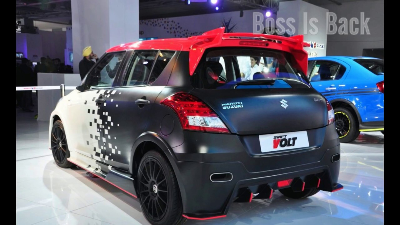 Maruti Suzuki Swift 2018 Youtube