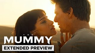 The Mummy (2017) | Unearthing Princess Ahmanet's Tomb