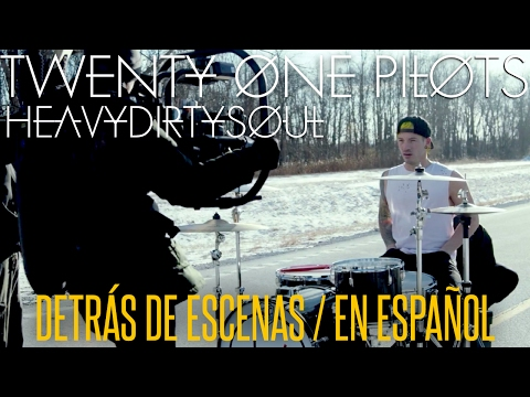 Twenty One Pilots - Heavydirtysoul (Detrás de Escenas) [ Subtítulos en Español)