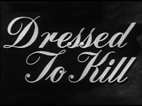 Sherlock Holmes | Dressed to Kill (1946) [Thriller]