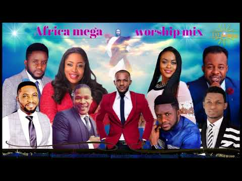 AFRICA MEGA WORSHIP MIX VOLUME 1 2018 BY DJ STARBLIZZ