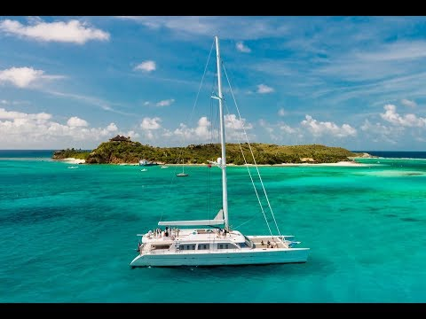 2nd Largest Caribbean Charter Catamaran - Bella Vita