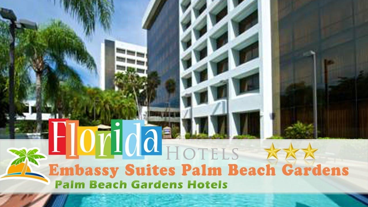 Embassy suites palm beach gardens pga boulevard palm beach gardens hotels florida youtube for Embassy suites palm beach gardens fl