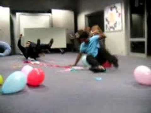 Naw Ruz Bubble Butts - Balloon popping competition thumbnail