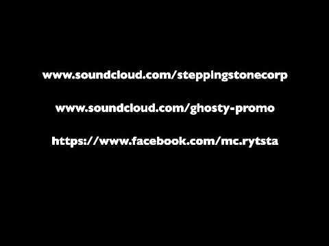 Ghosty - Monthly Mix (September Studio Edition) Ft. Rytsta MC (DnB) 2013