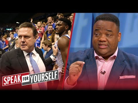 Kansas State brawl may be beginning of the end for Self — Jason Whitlock | CBB | Speak For Yourself