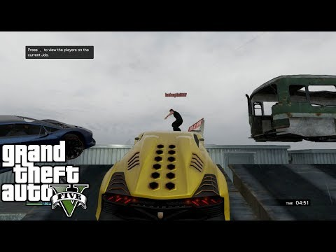 GTA 5 Online LTS Runners Vs Zentorno & Other Jobs!!!!!