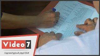 أساتذة جامعة القاهرة يصوتون بانتخابات مجلس إدارة نادى هيئة التدريس