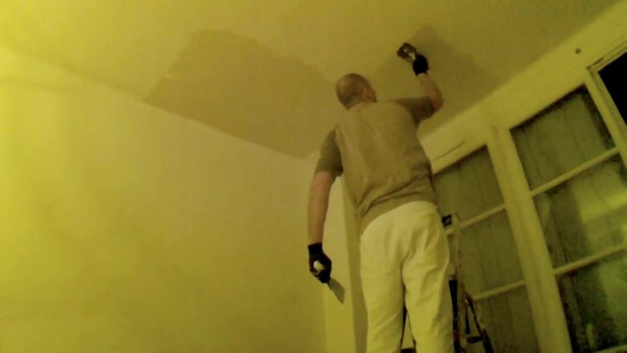 Toile À Enduire Plafond plafond angle arrondi-fiss-net+enduit (2/3)