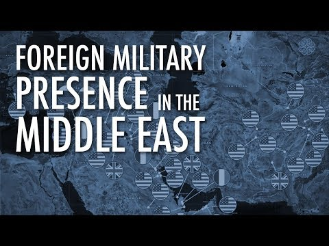 Foreign Military Presence In The Middle East