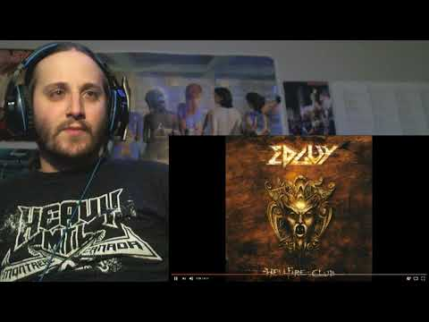 Edguy - The Spirit Will Remain (Reaction)