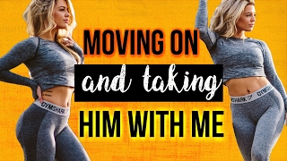 Moving On & Taking Him With Me