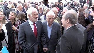 Paul Belmondo, Jean Paul Belmondo, Guy Bedos and more at Belmondo museum - part 2