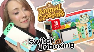 Cause I got the Animal Crossing Switch!!