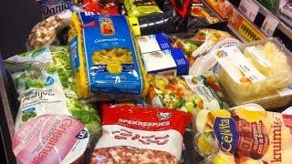 Цены на основные продукты в Голландии. (№100)