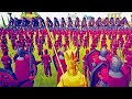 I Lead A Giant Army To Victory! - TABS Multiplayer - Totally Accurate Battle Simulator Gameplay