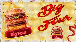 Baixar Experimentando: Big Four - Novos Big do McDonald's   Colornicornio