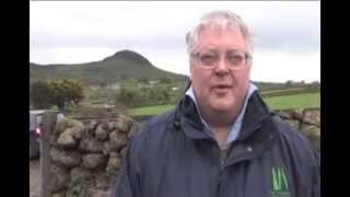 AgriSearch Beef Farm Walk at Thomas Moorhead's, Broughshane
