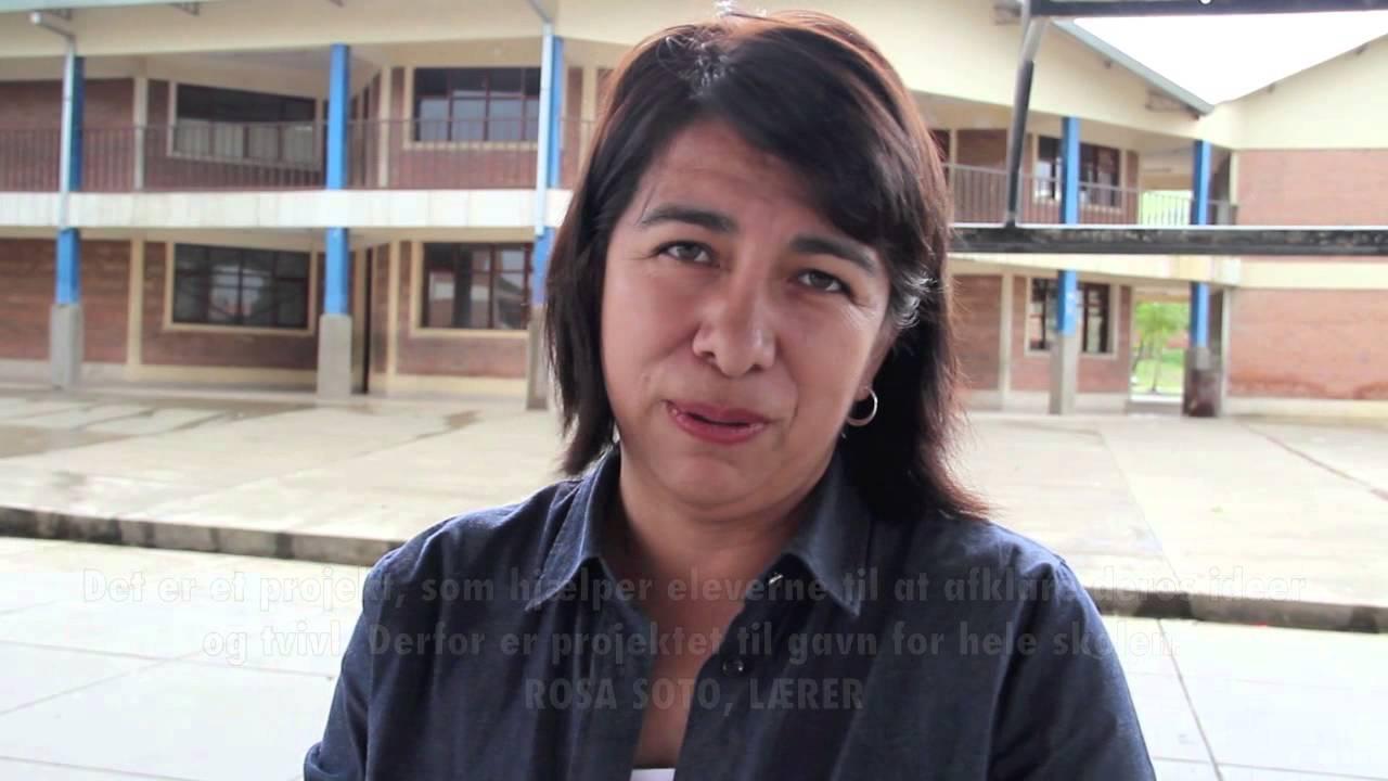 Med Axis til seksualundervisning i Bolivia - lærerne.mov