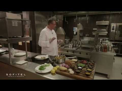 Sofitel Culinary Expert - Cooking Show with Chef Olivier Chaleil
