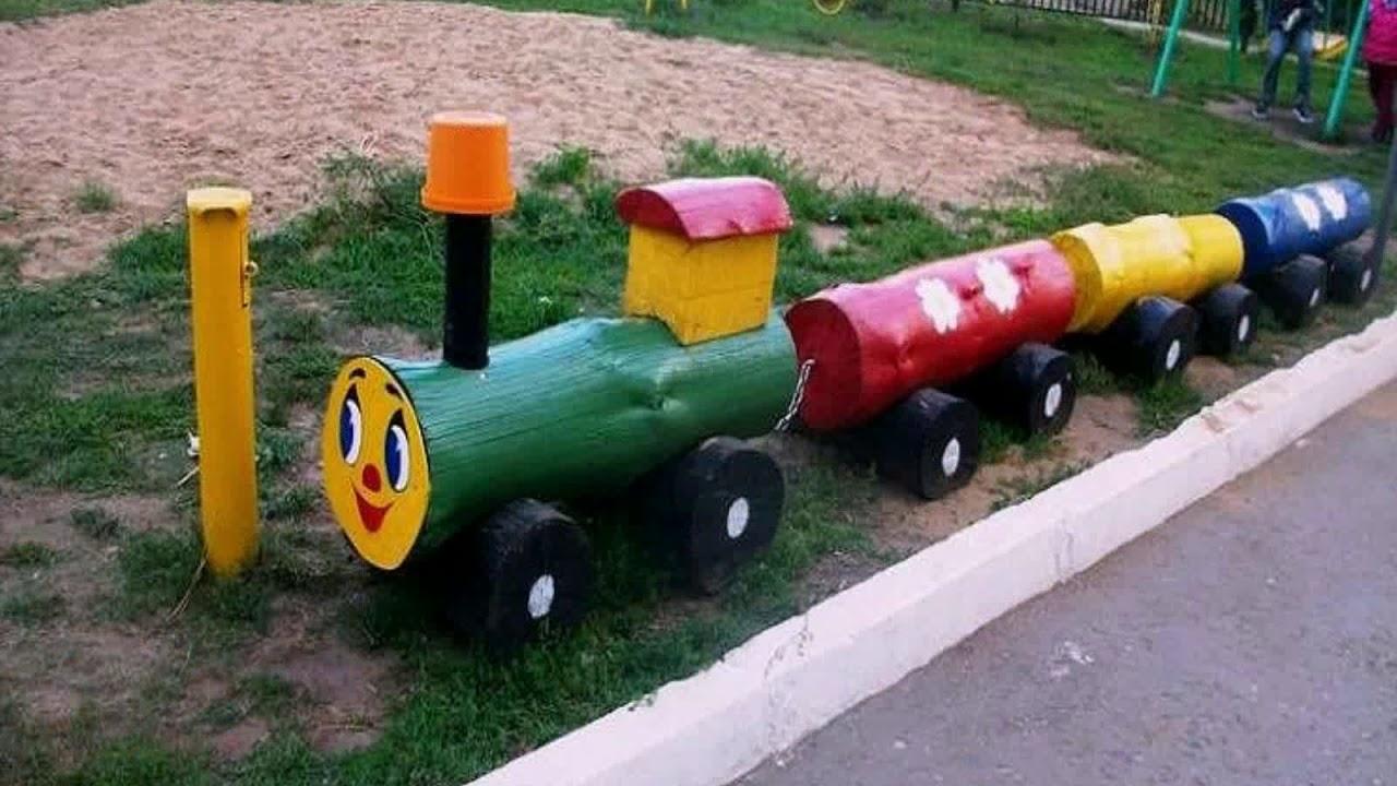 Чем украсить детскую площадку в детском саду: 21 тыс. - Pinterest 89
