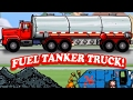 Fuel Tanker Truck - Service Vehicles