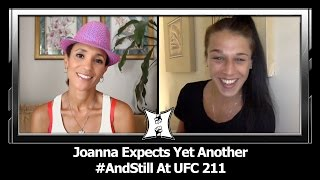 """Champ Joanna Jedrzejczyk Has """"Aces In Her Pocket"""" For UFC 211 Title Fight With Jessica Andrade"""