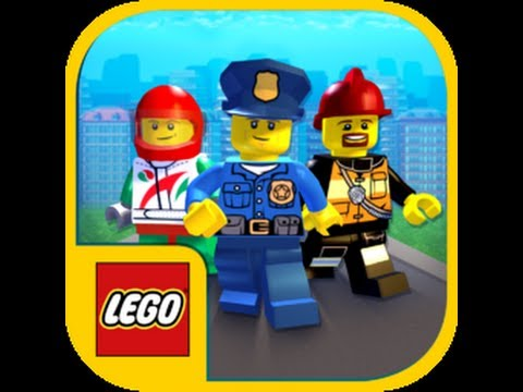 LEGO City My City iOS Review Free App (iPhone/iPad) Mini Games 7 ...