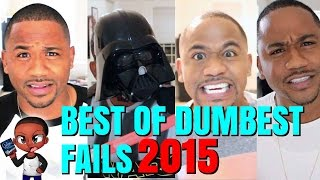 THE BEST OF DUMBEST FAILS | 2015 Compilation and Reactions