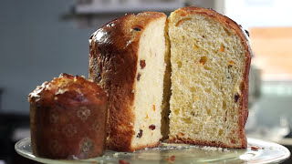 Panettone – Taste of Italy – Bruno Albouze – THE REAL DEAL