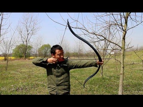 教你用PVC管制作威力巨大的弓箭,打猎那都不叫事