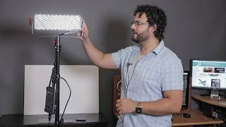 Aputure Light Storm LS 1/2w LED Light Review - Blending Quality & Affordability