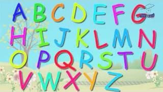 Alphabet Song, ABC Song, Cute for children. Kids can learn the alphabet.