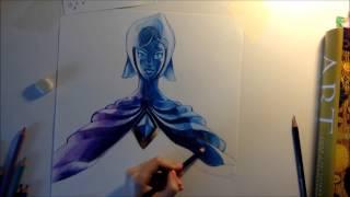 Watch me draw Fi!