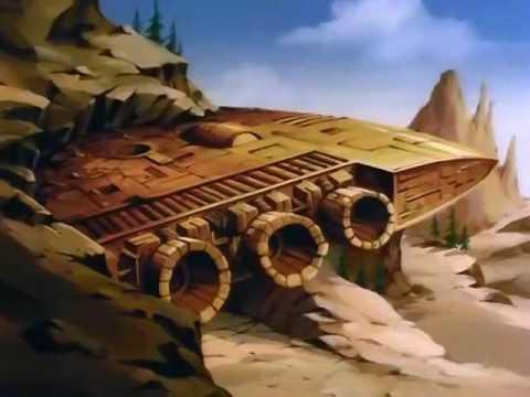 Transformers G1:Megatron Descuartiza a Optimus Prime (Parte 1) (Audio Latino)