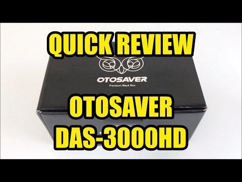Neoroad Otosaver DAS-3000HD Quick Review