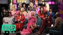 The Cast of RuPaul's Drag Race Season 11 w/ Monét X Change