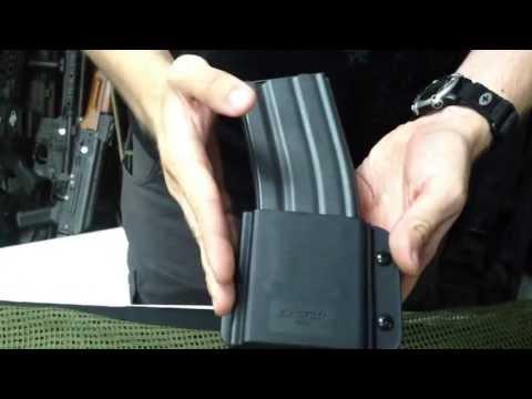 Airsoft GI Uncut - Blade-Tech Industries AR-15 Magazine Pouches