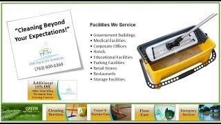 """DW Facility Services - """"Cleaning Beyond Your Expectations!"""""""