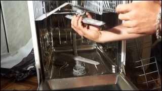 видео Не моет посуду посудомоечная машина Bosch