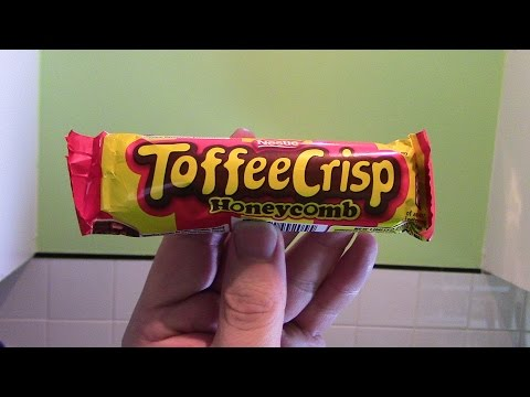Toffee Crisp Honeycomb REVIEW