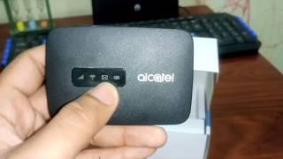 এখন wifi router পকেটে নিয়ে ঘুরুন যেকোনো যায়গায় | Alcatel link zone 4G router unboxing and review
