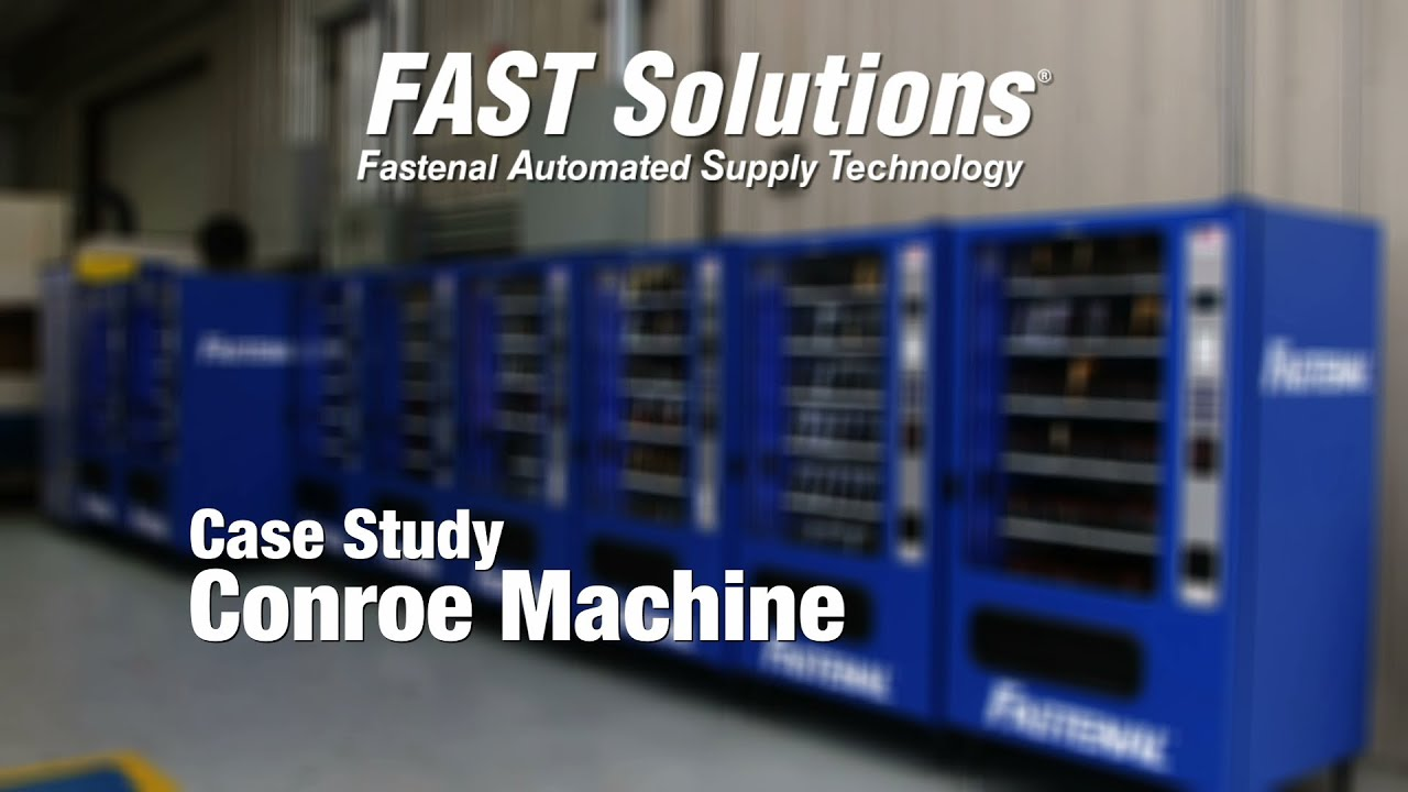 FAST Solutions Vending | Fastenal on
