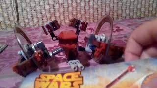 видео Дроид огненный град