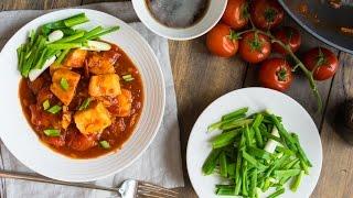 Как приготовить Красную  рыбу в пивном соусе
