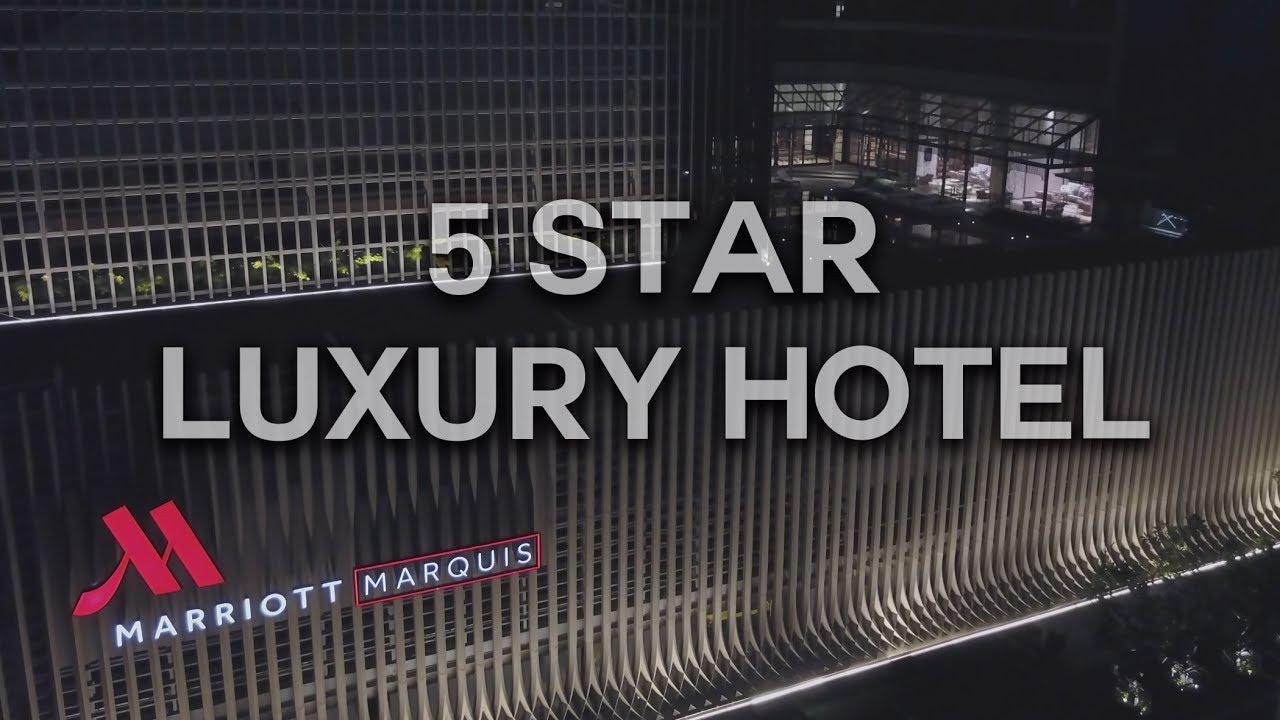 Marriott Marquis Queen S Park Bangkok Thailand Luxyry 5 Star Hotel