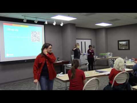 4 H Volunteer Training- February 6, 2017 (Part 2)