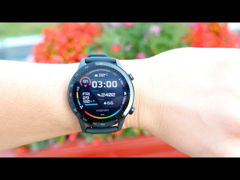 Honor Magic Watch 2: Best smartwatch battery life?! from YouTube · Duration:  5 minutes 43 seconds
