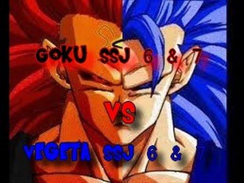 goku ss6